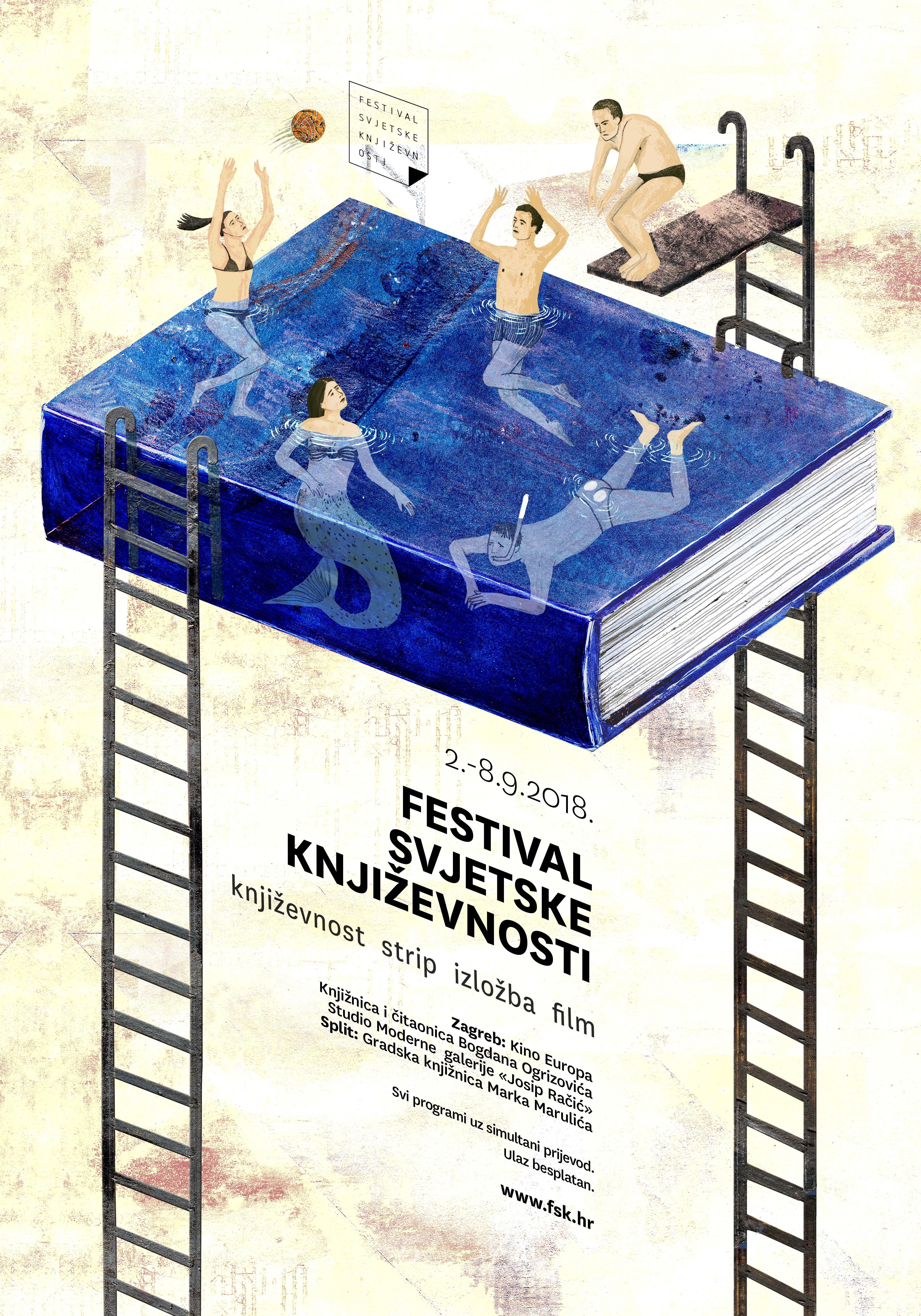 Rezultati natječaja za plakat FSK-a 2018.