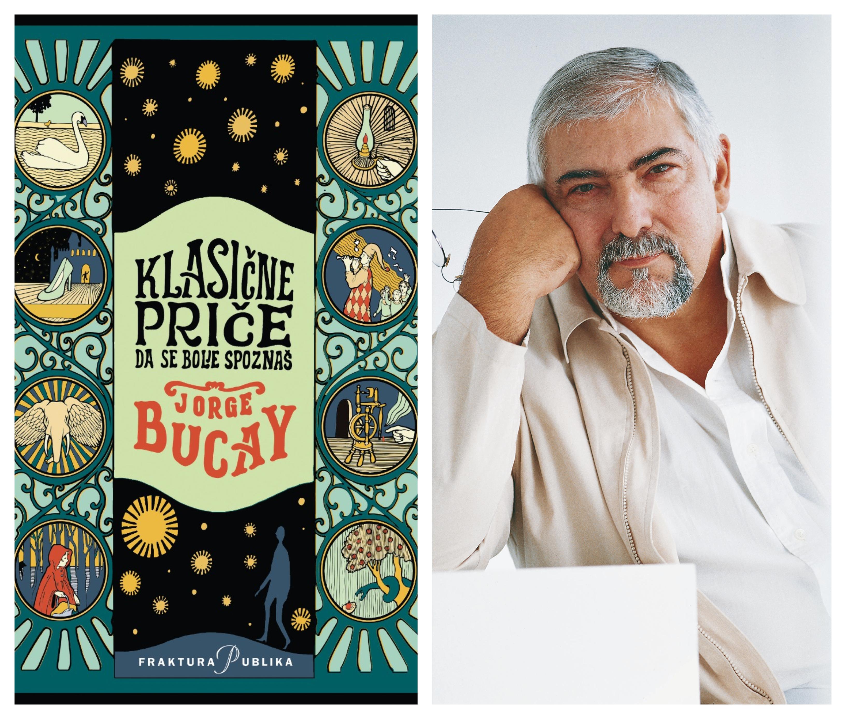 Jorge Bucay: Nikad nisam pisao o smrti. To će biti moja posljednja knjiga...