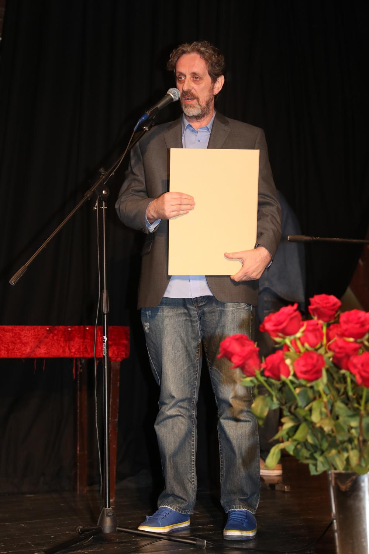 Semezdin Mehmedinović dobitnik Nagrade Mirko Kovač