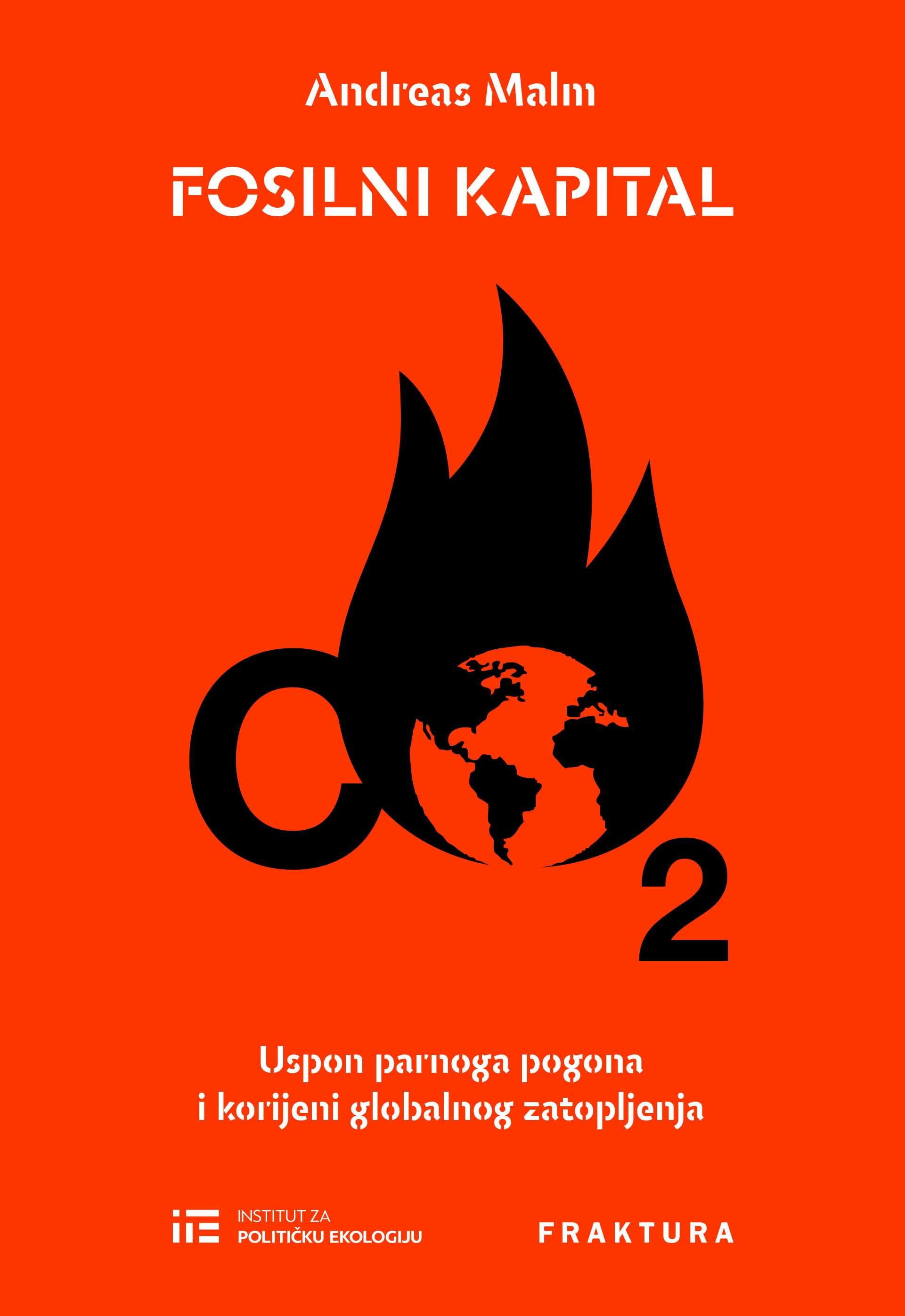 "Predstavljanje knjige ""Fosilni kapital"" Andreasa Malma"