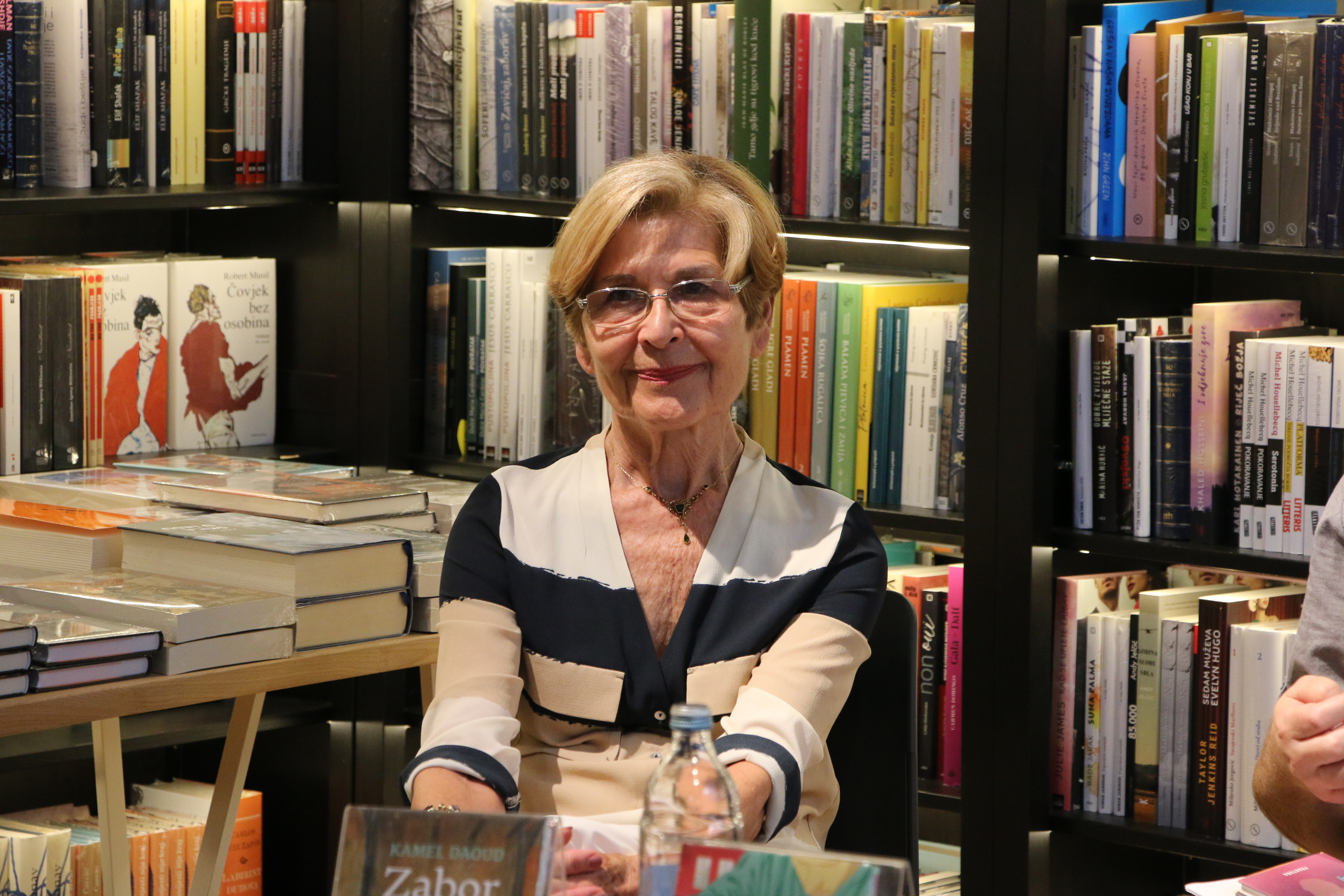 Mia Pervan: Prevođenje je posao koji pretpostavlja visoku kreativnost, dovitljivost, kombinatoriku, strpljivo traganje za pravom riječi