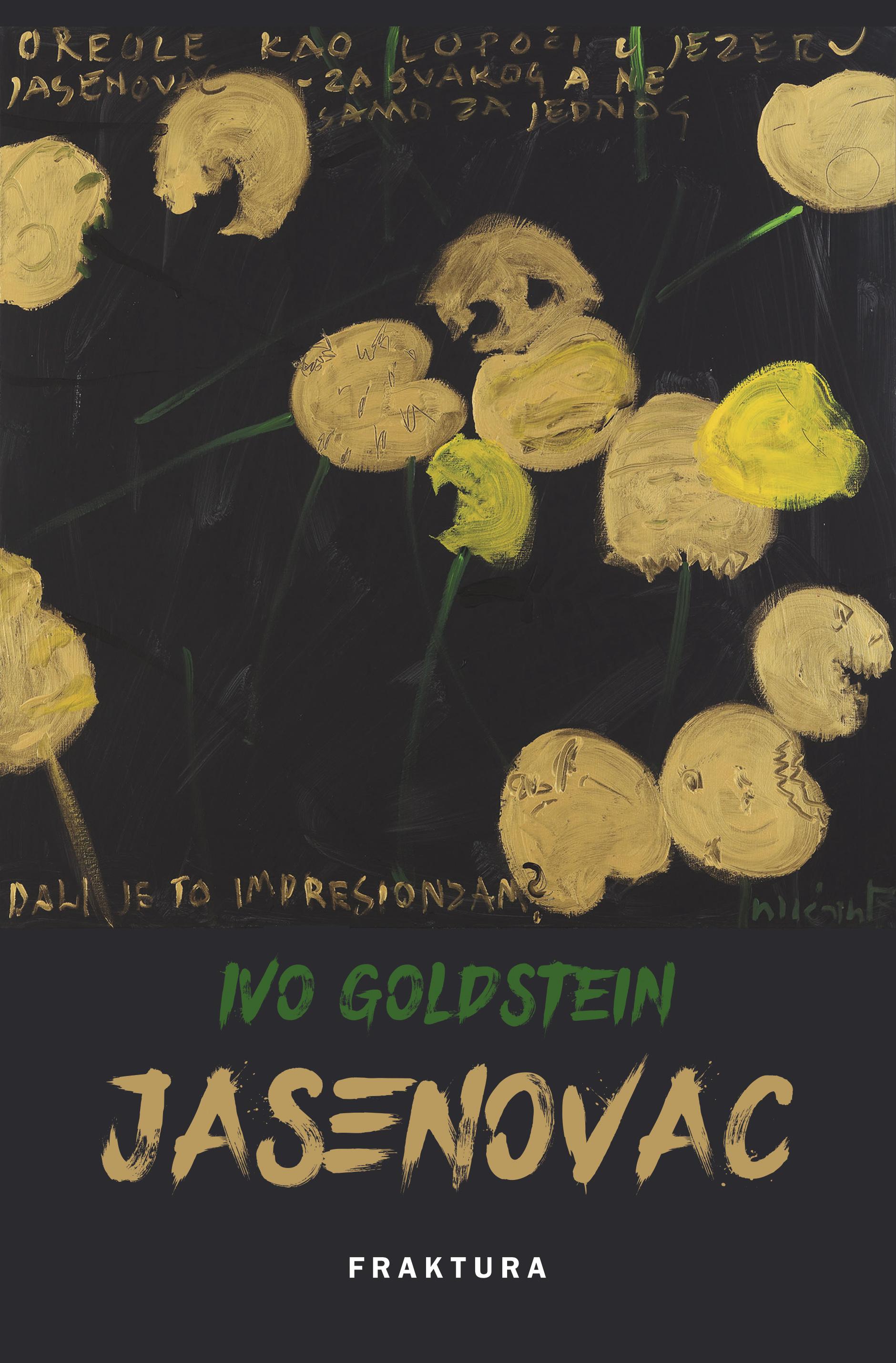"""Predstavljanje knjige """"Jasenovac"""" Ive Goldsteina"""