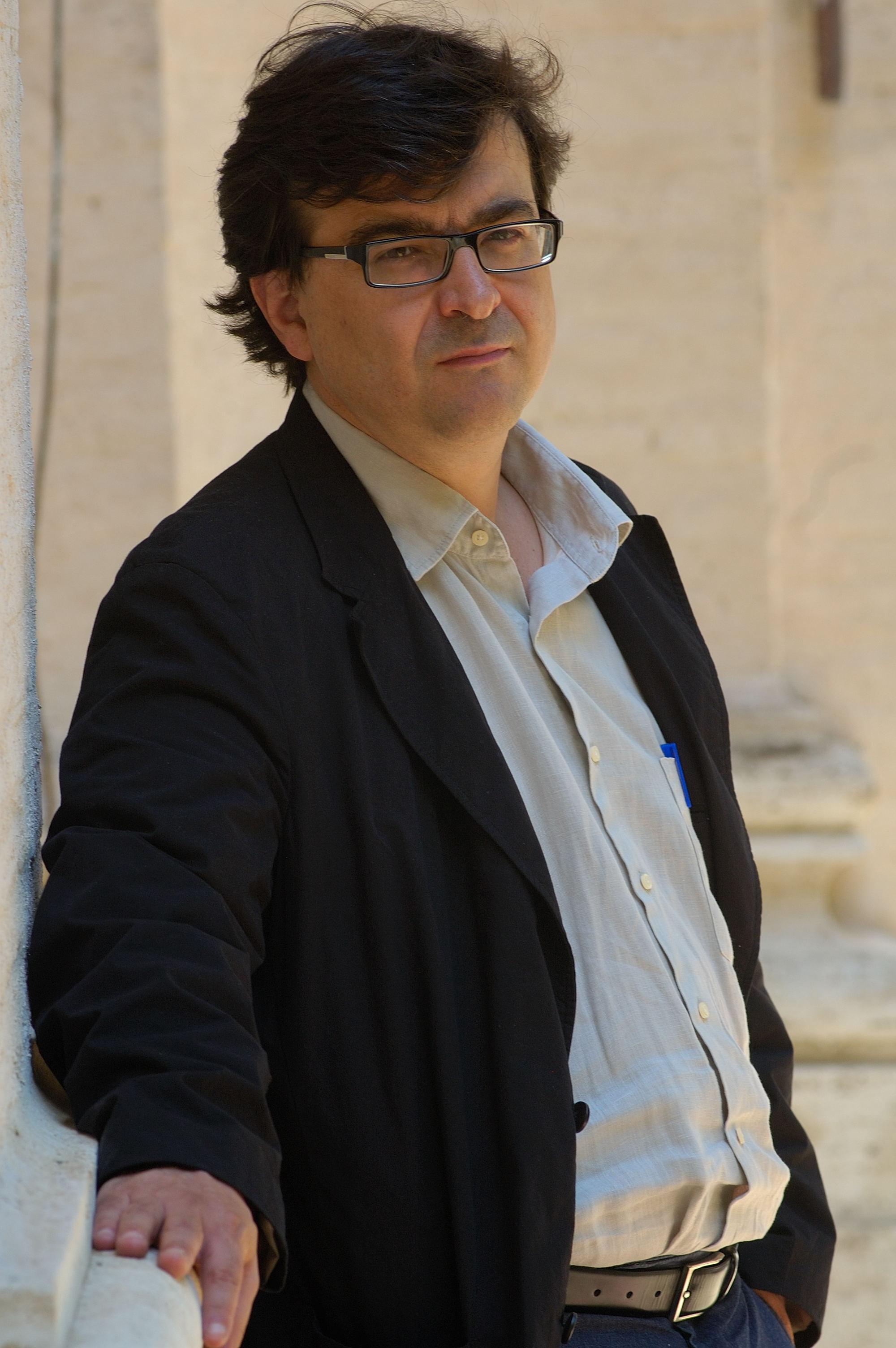 Filozofski teatar s Javierom Cercasom