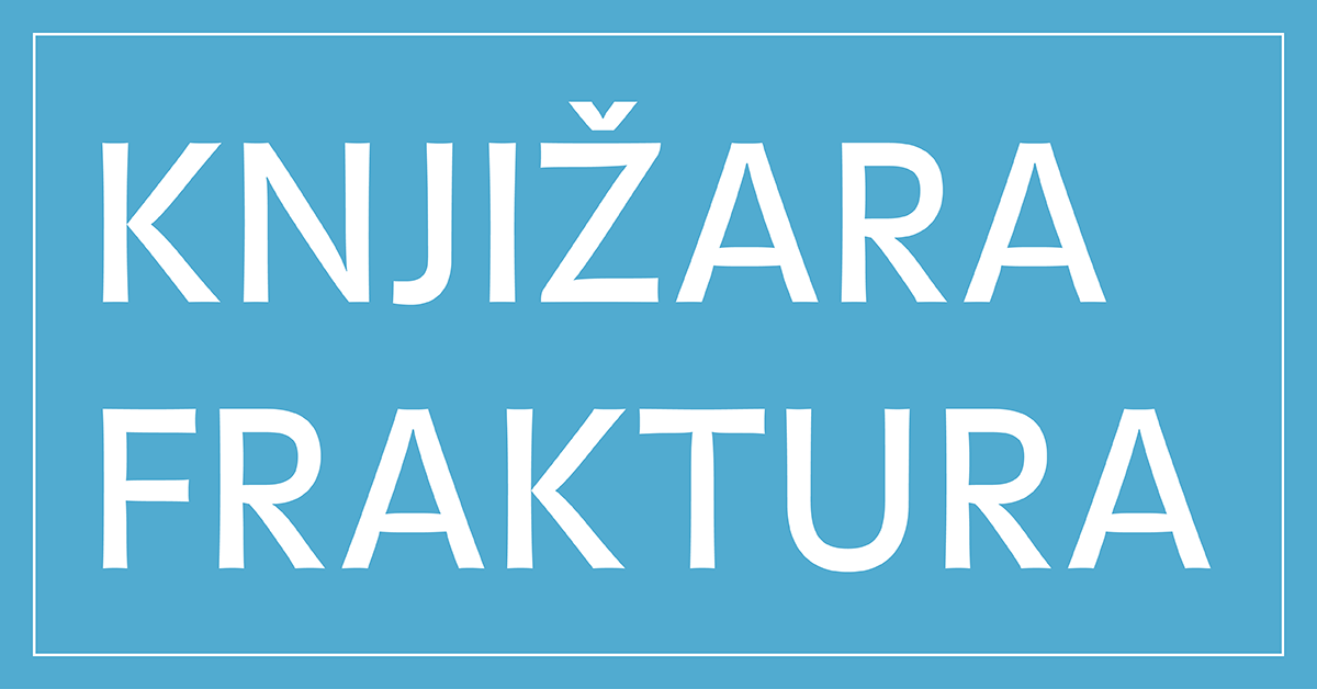 Druženja s piscima i prevoditeljima u Knjižari Fraktura