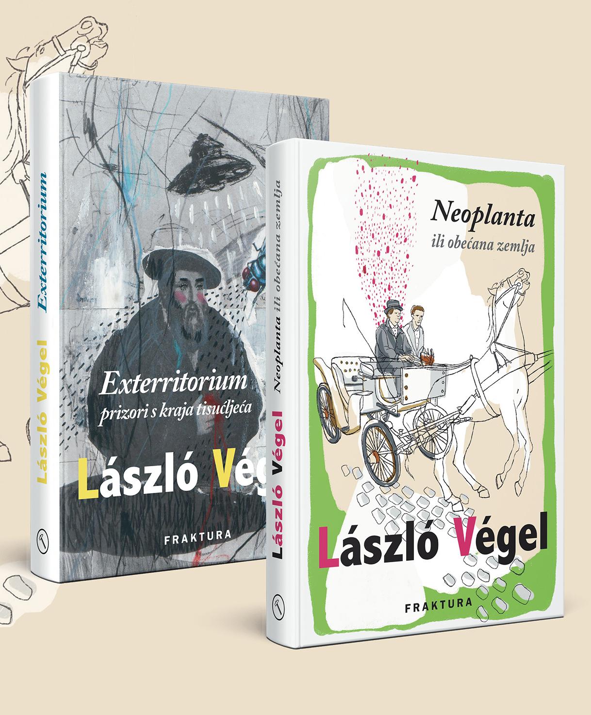 Predstavljanje knjiga Lászla Végela