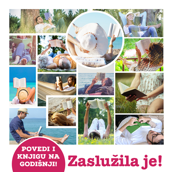 Ljetni sajam knjiga na Zagrebačkom velesajmu od 6. do 16. srpnja!