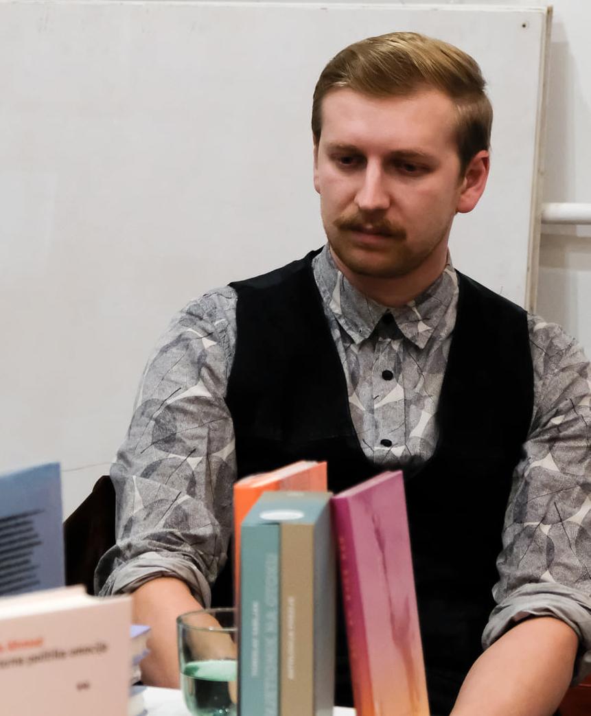 Mislav Lešić: Naslovnica knjige igra veliku ulogu