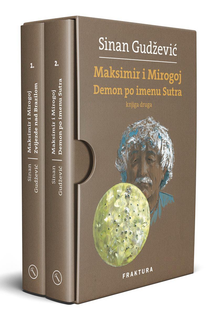 "Predstavljanje knjige ""Maksimir i Mirogoj"" Sinana Gudževića"