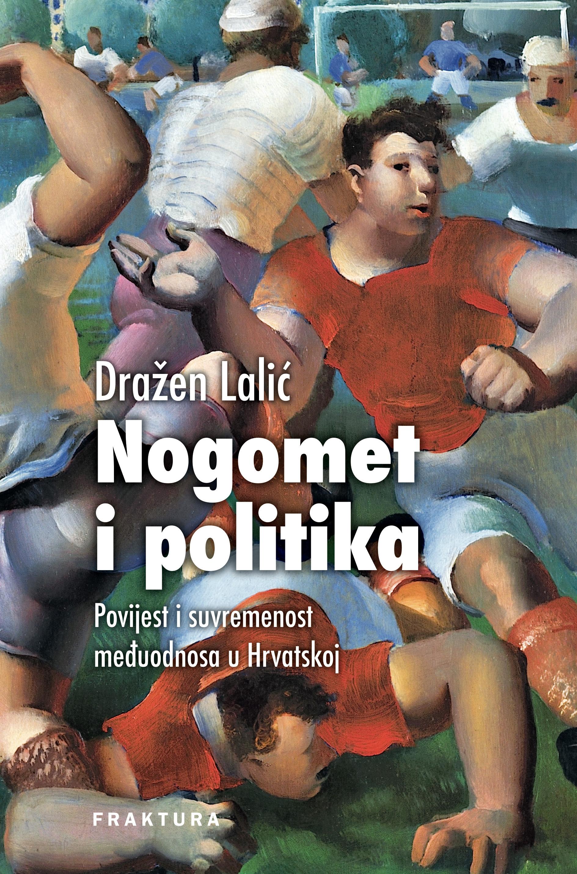 """Predstavljanje """"Nogometa i politike"""" u Orahovici"""