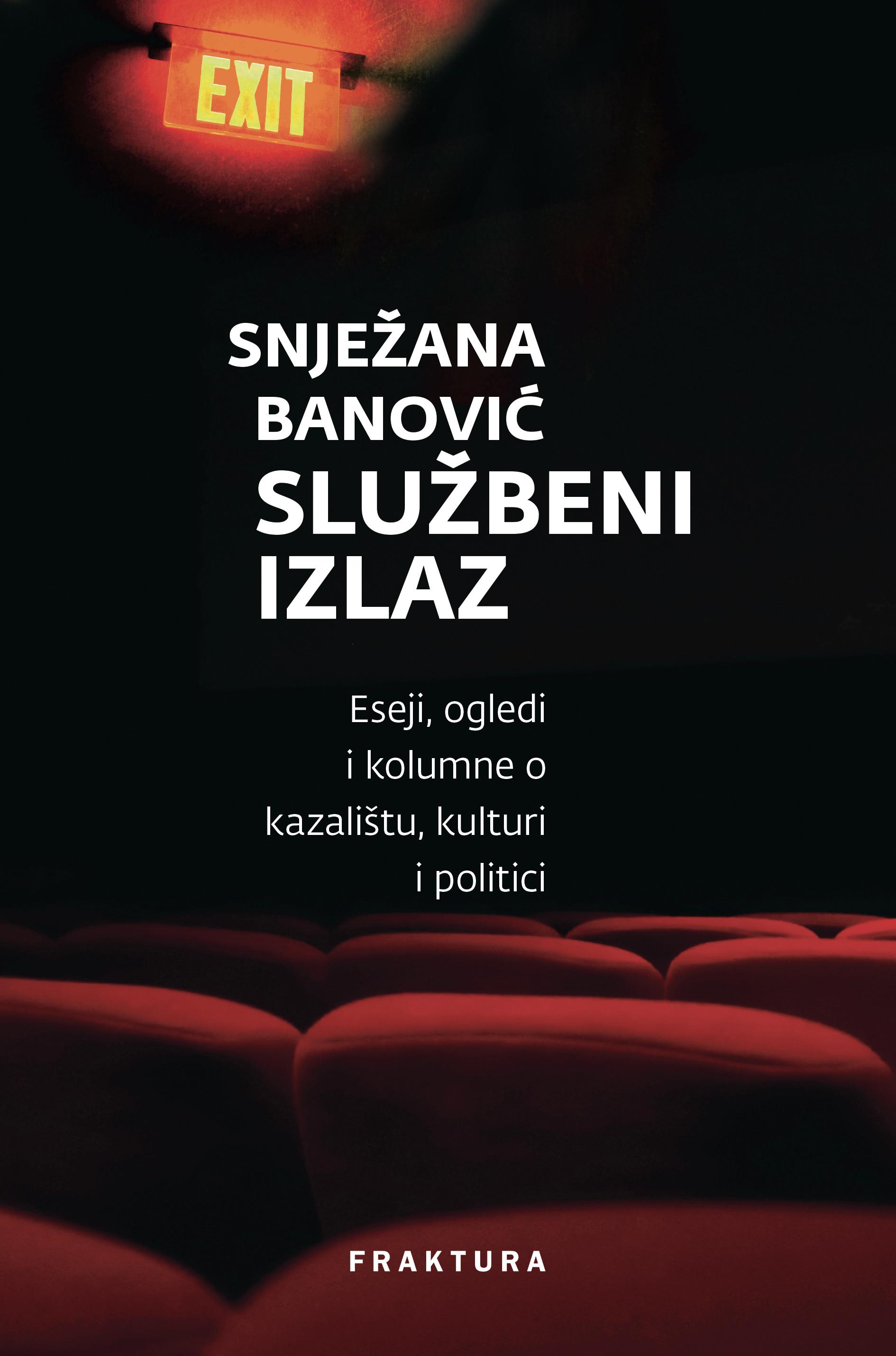 """Predstavljanje knjige Snježane Banović """"Službeni izlaz"""""""