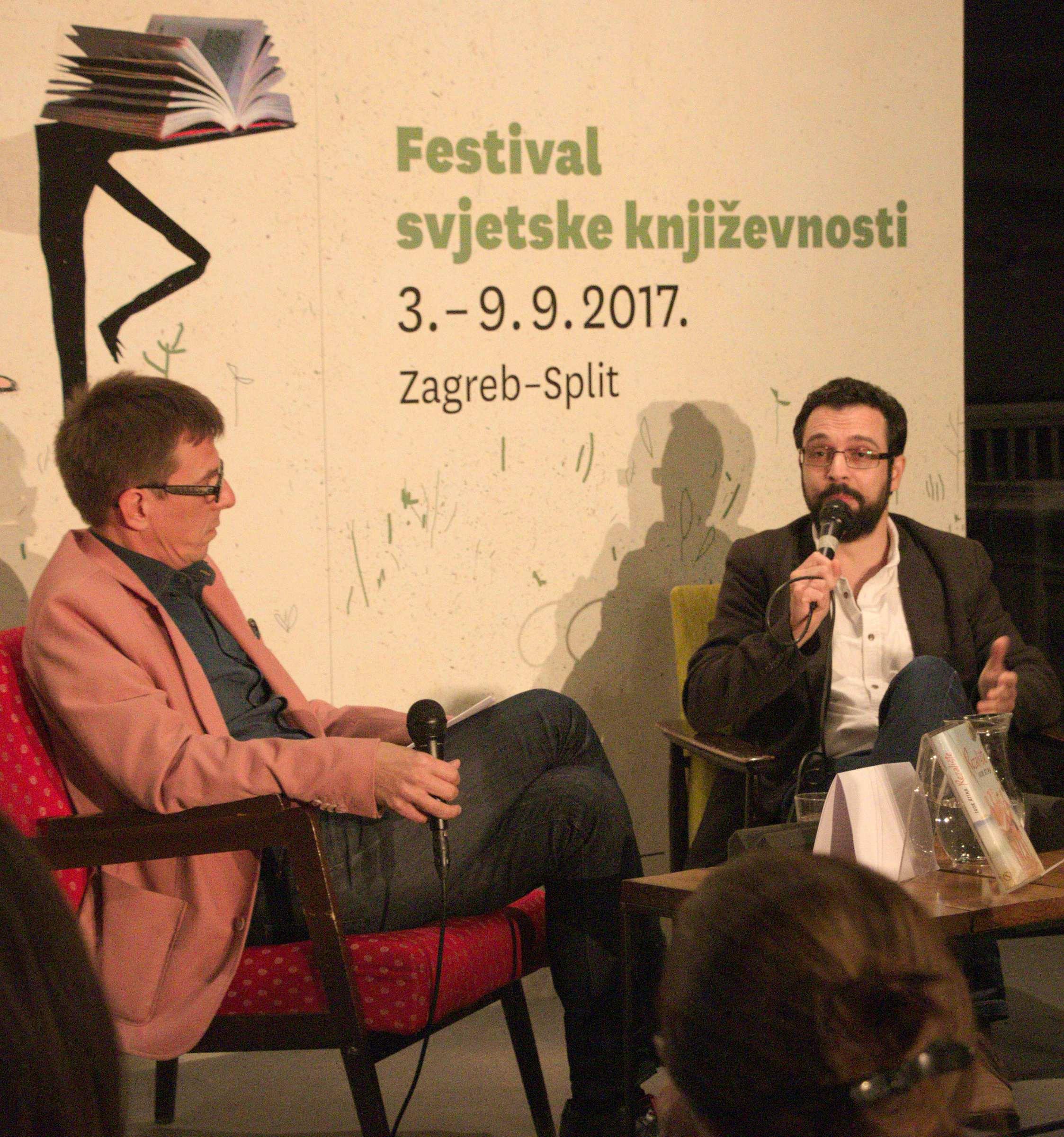 Završen 5. Festival svjetske književnosti