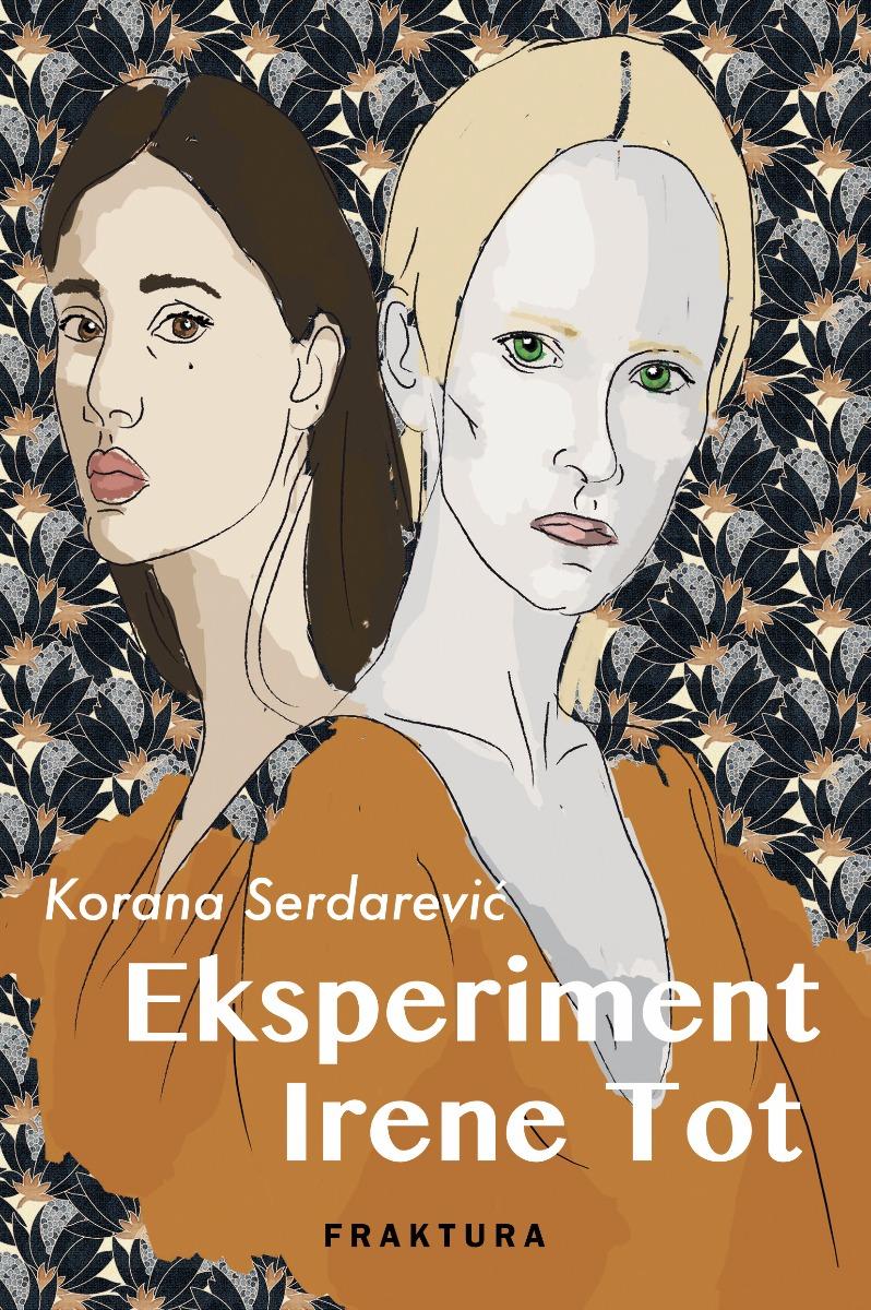 Korana Serdarević u Gradskoj knjižnici Labin