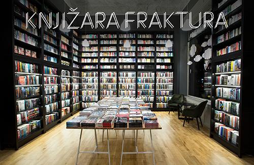 Dulje radno vrijeme Knjižare Fraktura u danima sajamskog vikenda