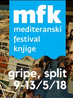 Frakturini autori na Mediteranskom festivalu knjige