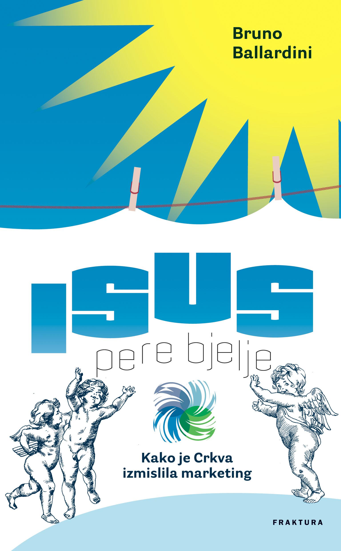 Isus pere bjelje