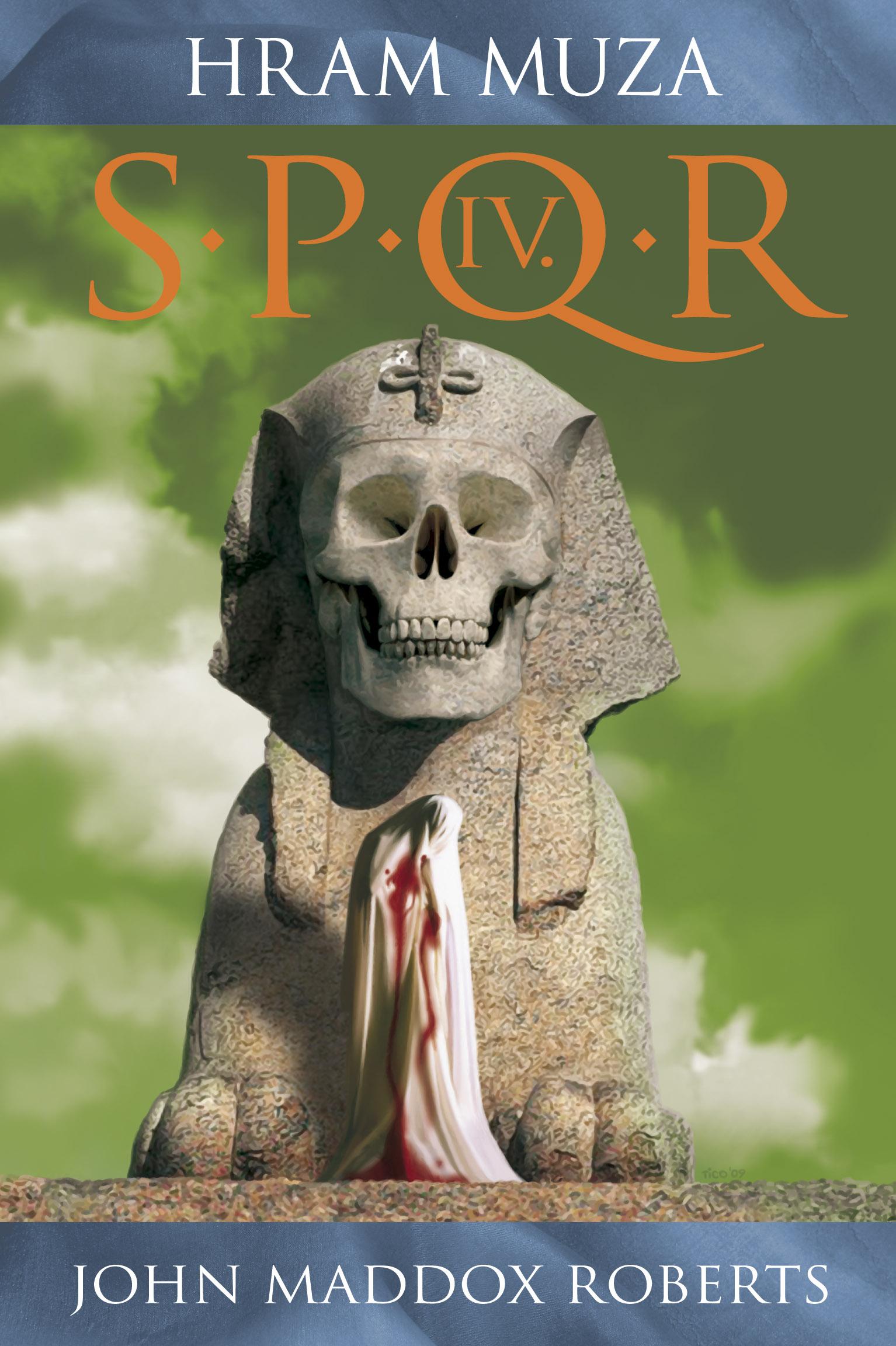 SPQR IV. - Hram muza