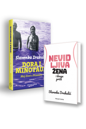 Slavenka Drakulić: Dora i Minotaur, Nevidljiva žena i druge priče