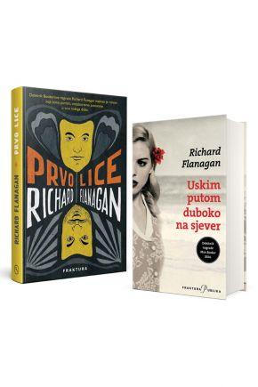 Richard Flanagan: Uskim putom duboko na sjever, Prvo lice
