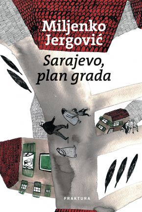 Sarajevo, the City Map