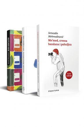 Semezdin Mehmedinović: Ovo vrijeme sada, Ruski kompjuter i Me'med, crvena bandana i pahuljica