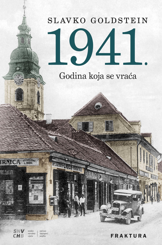 Predstavljanje knjige '1941. – Godina koja se vraća' Slavka Goldsteina
