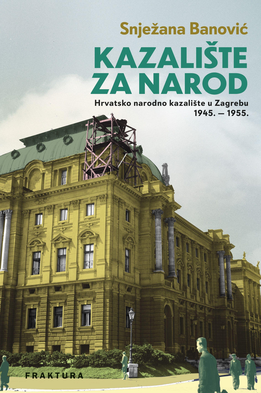 Predstavljanje knjige 'Kazalište za narod' Snježane Banović