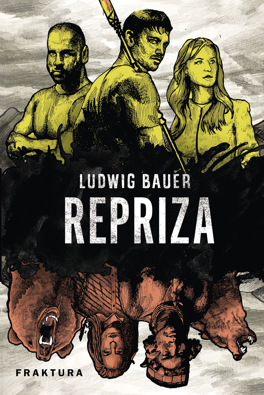 Promocija romana 'Repriza' u Knjižari Fraktura