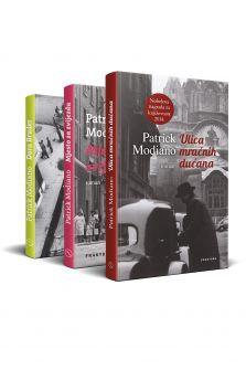 Patrick Modiano: Dora Bruder, Ulica mračnih dućana i Mjesto za zvijezdu