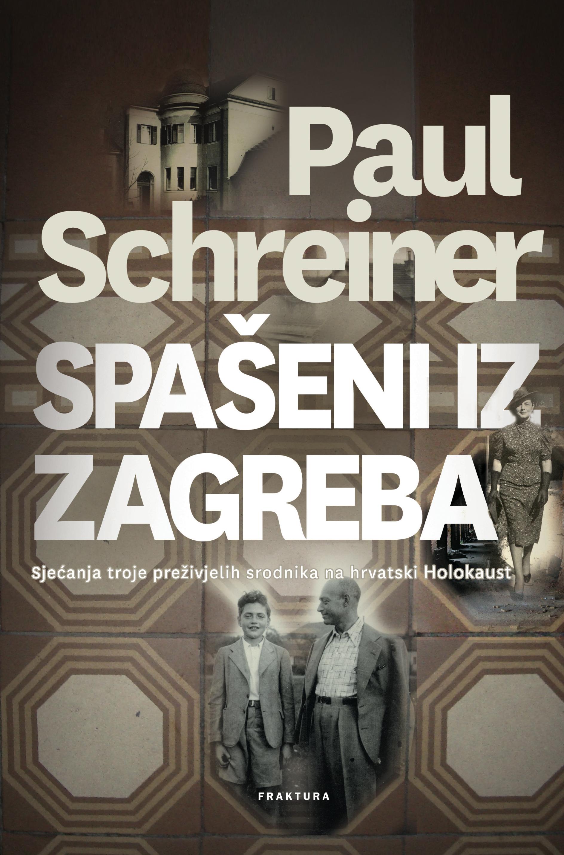 Spašeni iz Zagreba